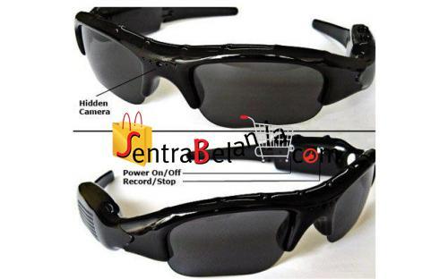 spycam bentuk kacamata