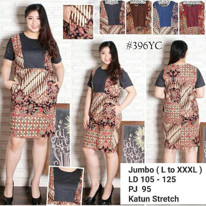 Dress Batik Modern 009