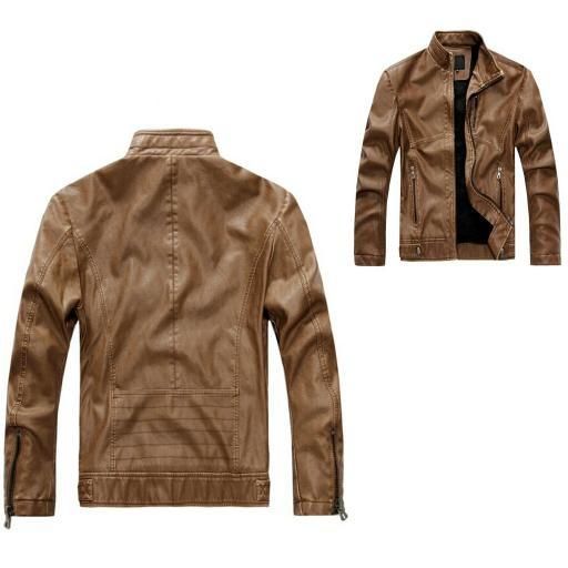 Jaket Kulit NW36