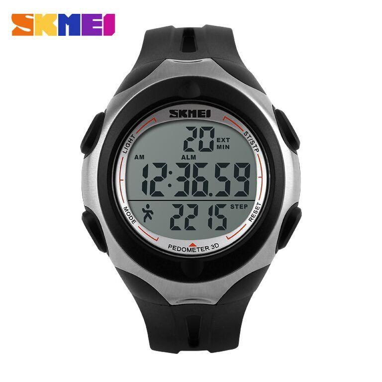 Jam Tangan Sport Watch Pedometer SKMEI DG1107S