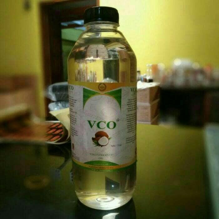 VCO Virgin Coconut Oli Minyak Kelapa Murni