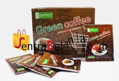 B-Perfect Green Coffee Brazilian Slimming Coffee