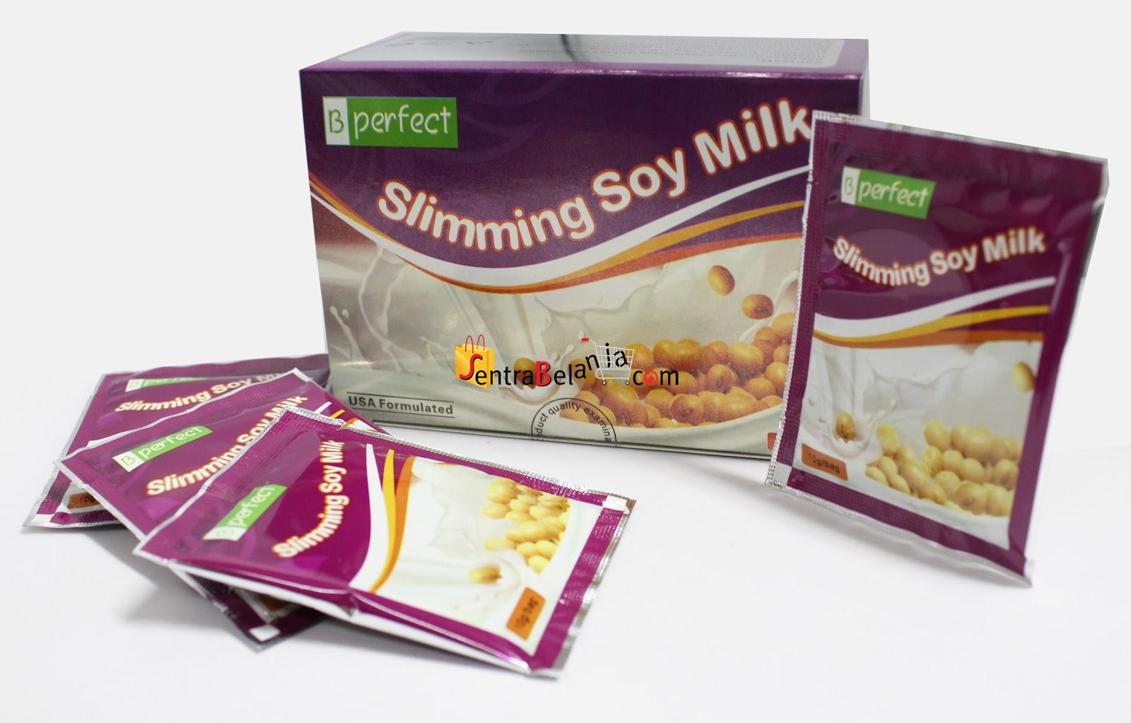 B-Perfect Soy Milk Series