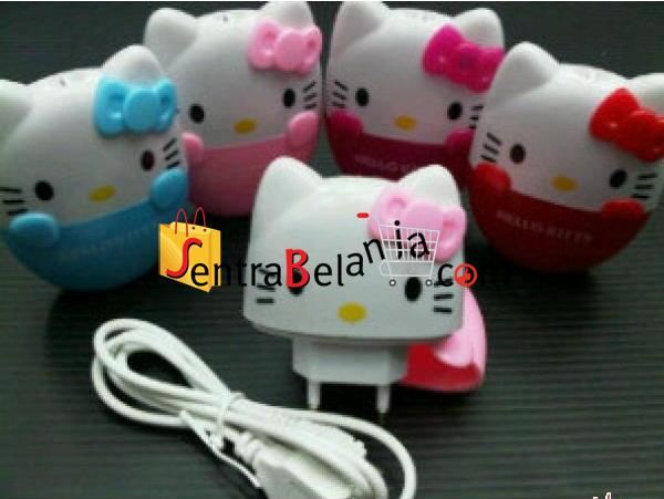 Charger BlackBerry Hello Kitty 001