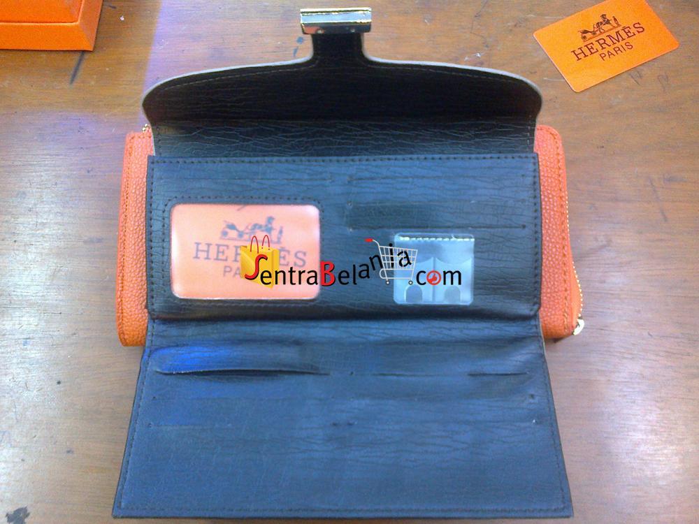 Dompet Hermes H 2 Colour
