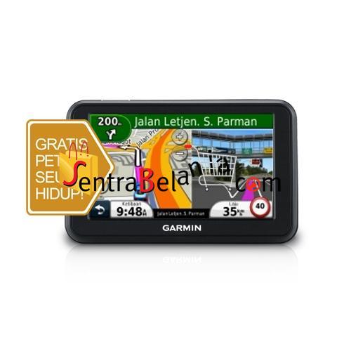GPS Garmin Nuvi 40LM
