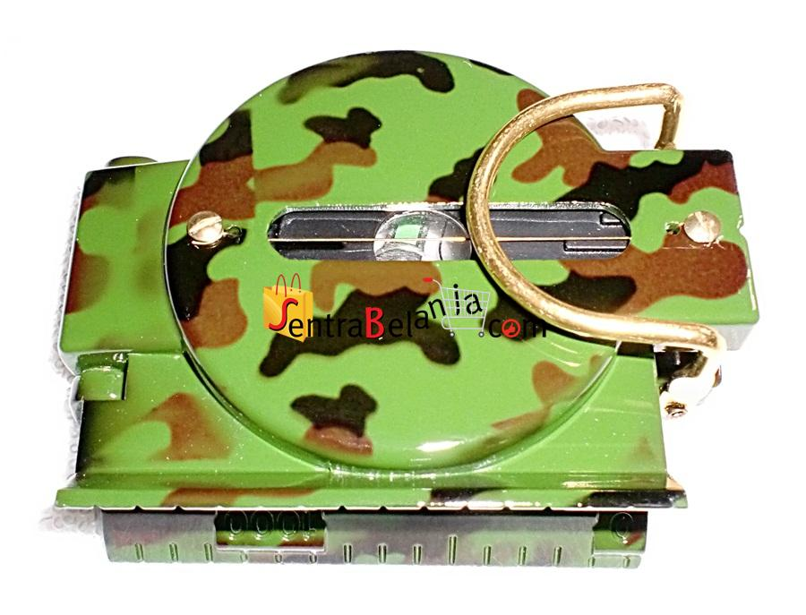 Kompas Militer Logam
