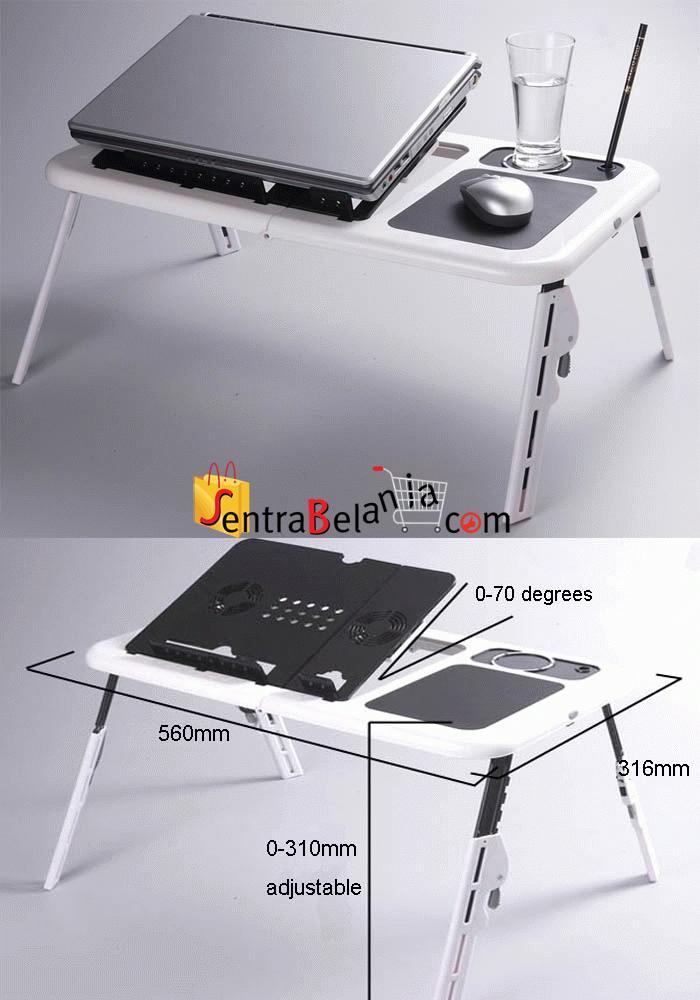 Meja Laptop Mini Portable