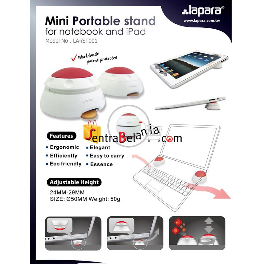 Notebook Portable Stand 001