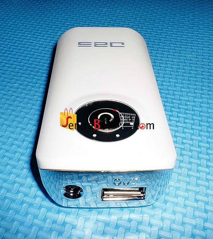 Power Bank Trength White 6800 mAh