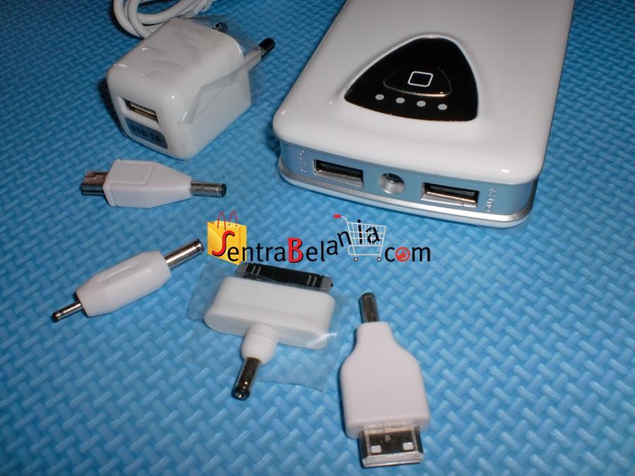 Powerbank Fleco 8400mAH White
