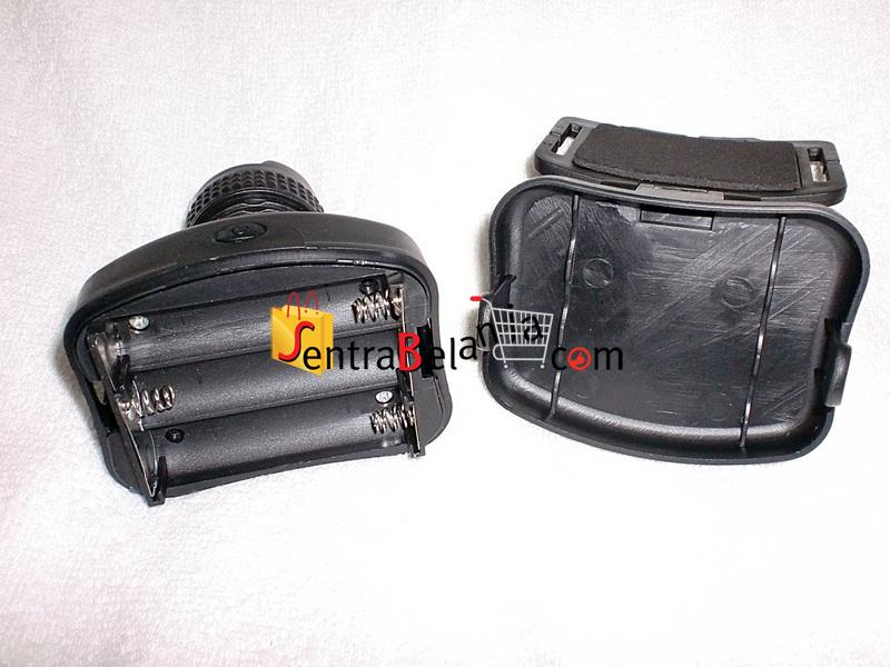 Headlamp/Senter Kepala 001
