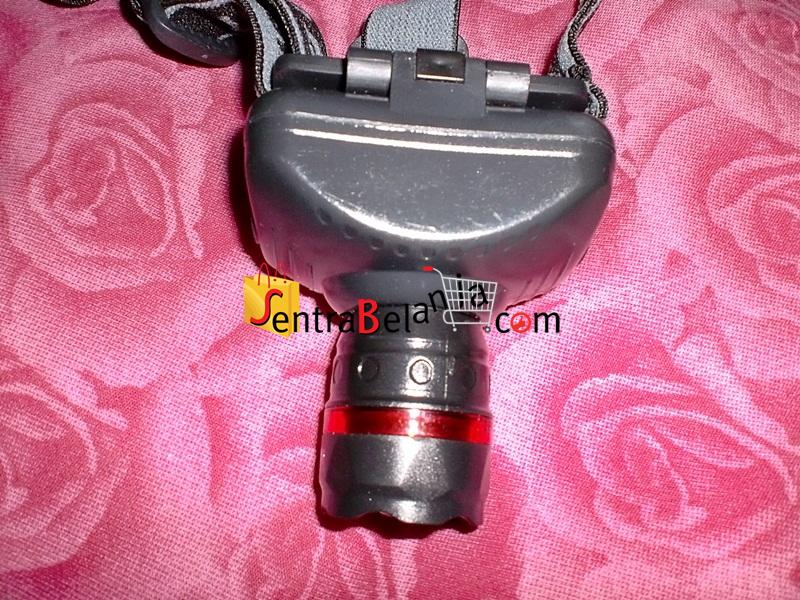 Headlamp/Senter Kepala 002