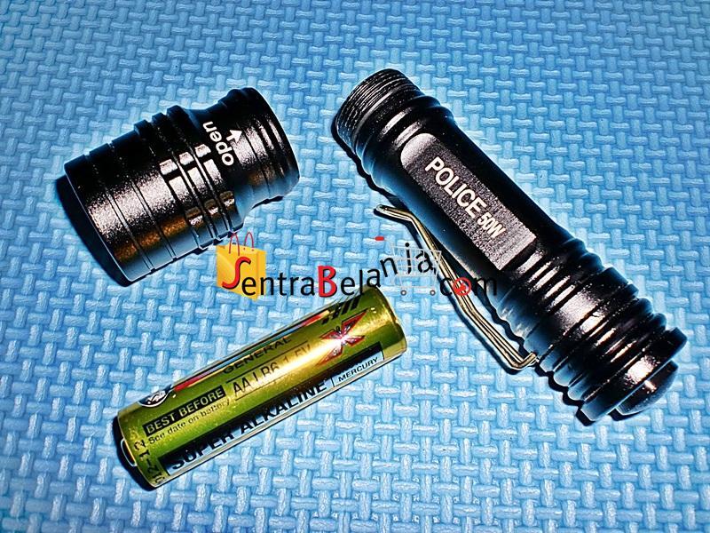 Senter LED Cree 50W Mini