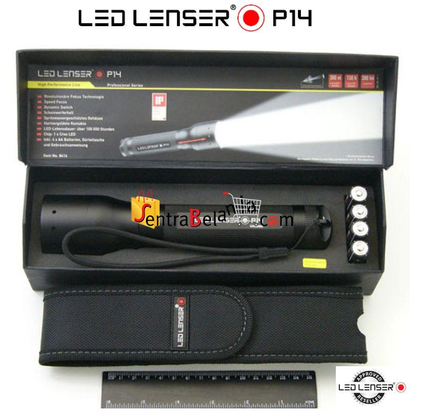 Senter LED Cree P14-8414