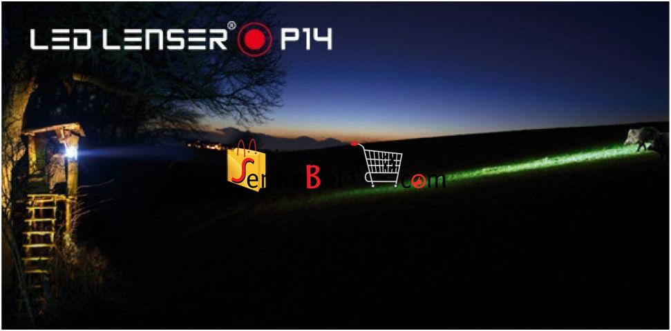 Senter LED Cree P14-8414