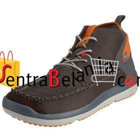 Sepatu Crocs Linden Boot Pearl-Espresso