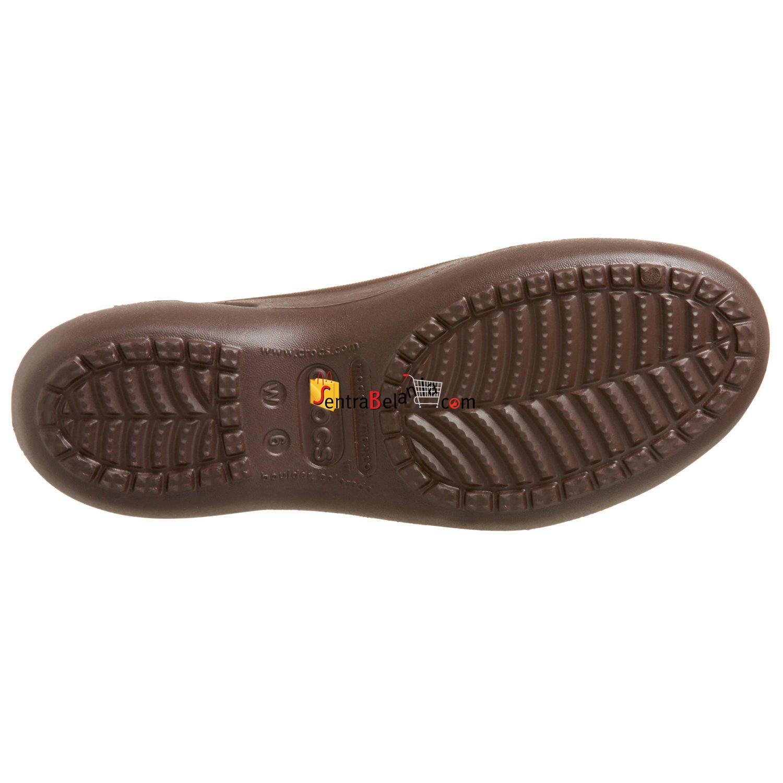 Sepatu Crocs Malindi Brown