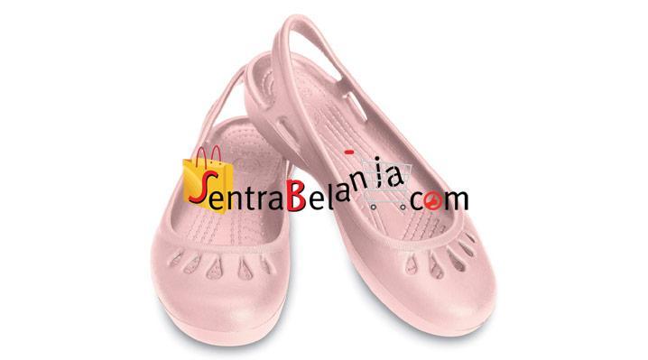 Sepatu Crocs Malindi Cotton Candy