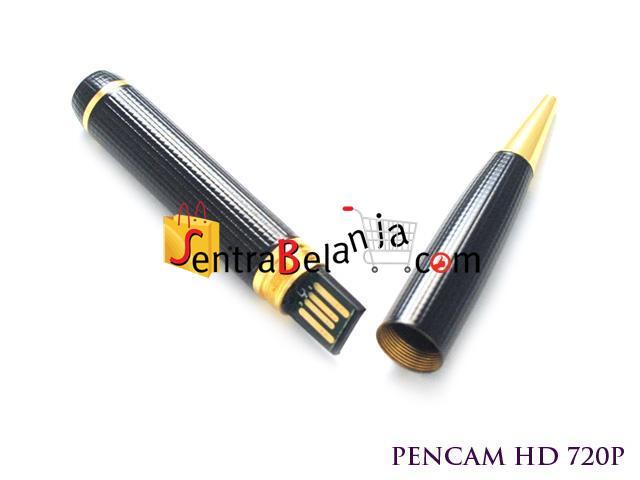 Spycam Pen HD 720P