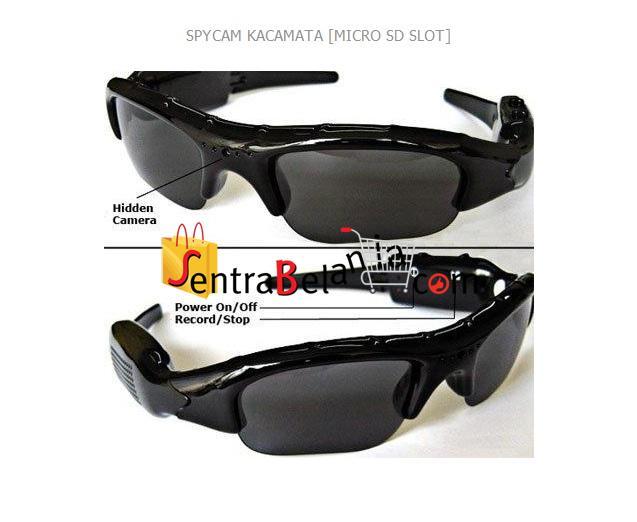 Spycam Kacamata 001
