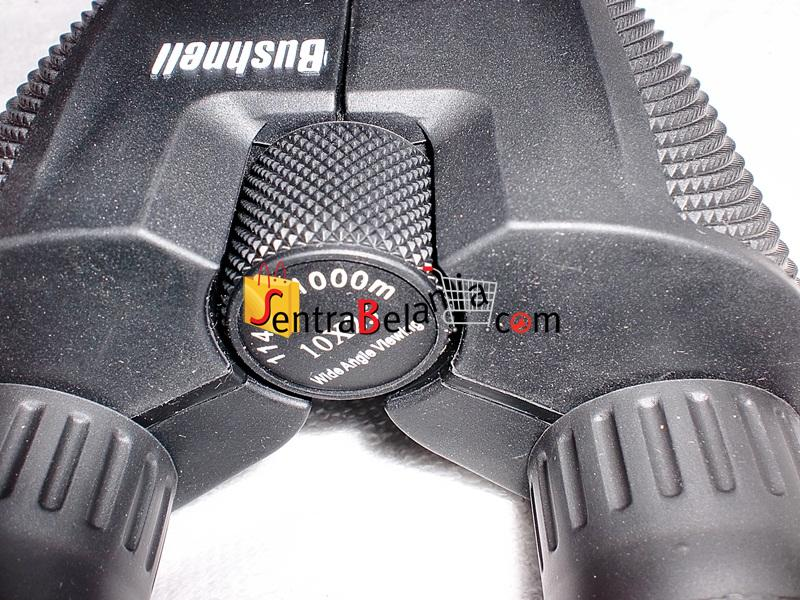 Teropong Bushnell Compact 10x25 114M/1000M Tipe 2