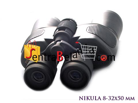Teropong Nikula 8-32x50mm