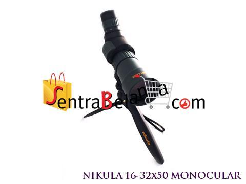 Teropong Nikula 16-32x50