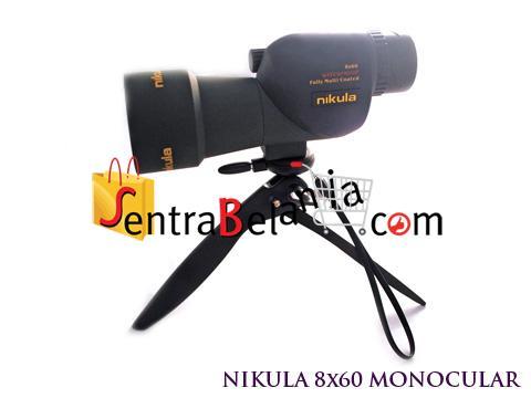 Teropong Nikula 8x60