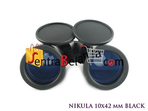 Teropong Nikula 10x42mm Black