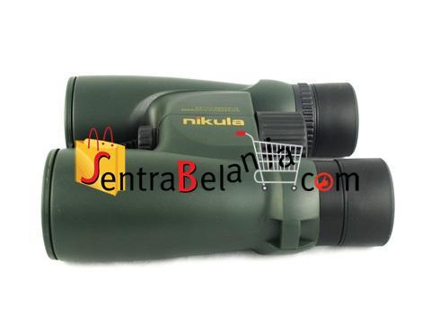 Teropong Nikula 10x42mm Green