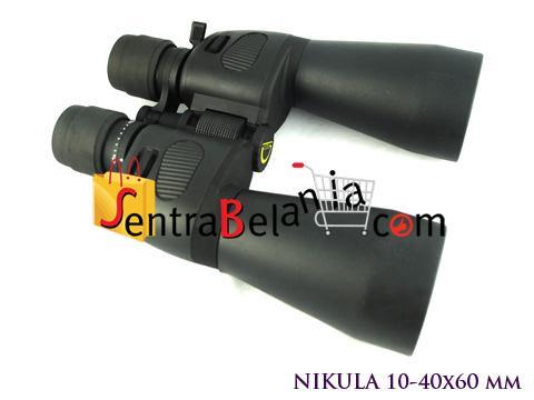 Teropong Nikula 10-40x60