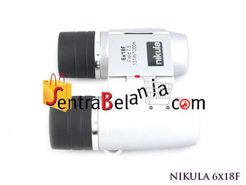 Teropong Nikula 6x18F