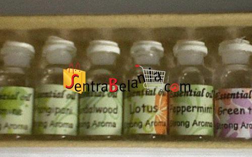 Aroma Terapi Paket Refill 10 Essential Oil 5ml
