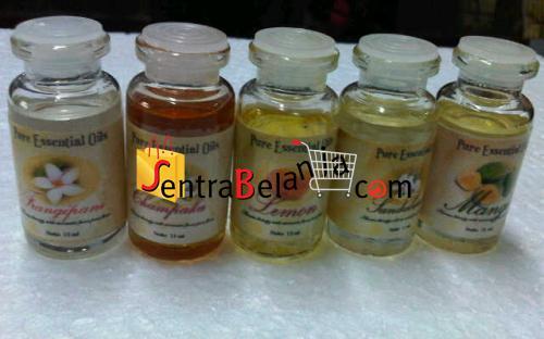 Aroma Terapi Refill Essential Oil 15ml