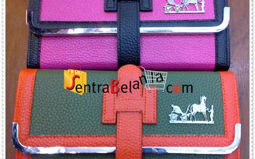 Dompet Hermes 1 Colour 003