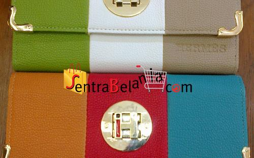 Dompet Hermes 3 Colour 001
