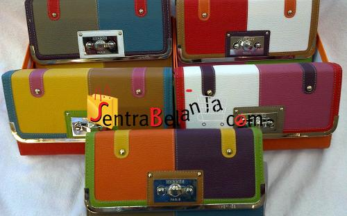Dompet Hermes 4 Colour