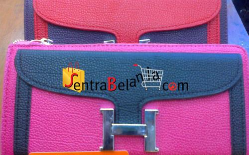 Dompet Hermes H 2 Colour