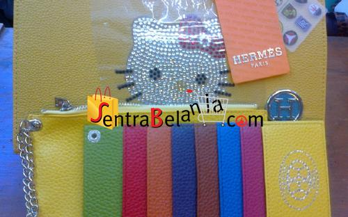Dompet Hermes Hello Kitty 1 Colour