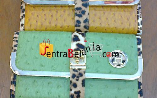 Dompet Hermes Leopard 002