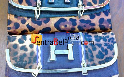 Dompet Hermes Leopard 003