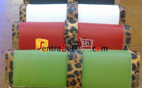 Dompet Hermes Leopard 1 Color