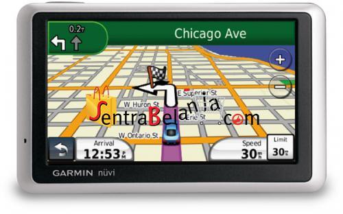 GPS Garmin Nuvi 1350T
