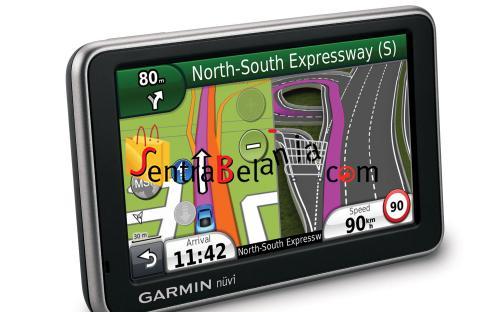 GPS Garmin Nuvi 2465LM