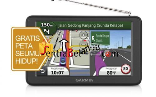 GPS Garmin Nuvi 2575 RLM