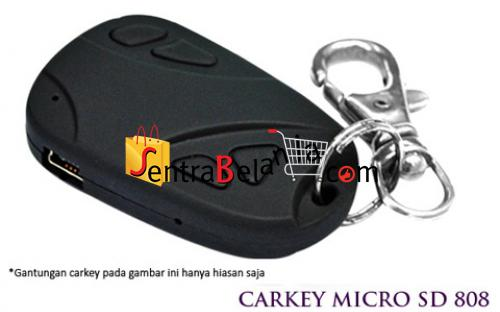 Hidden Camera Carkey 808