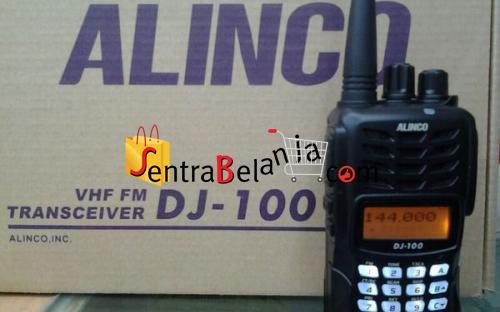 HT Alinco DJ 100