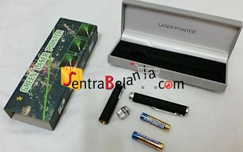 Green Laser Pointer 500mW 1 Mata