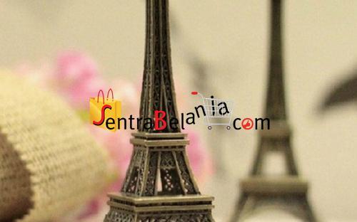 Pajangan Menara Eiffel 15CM